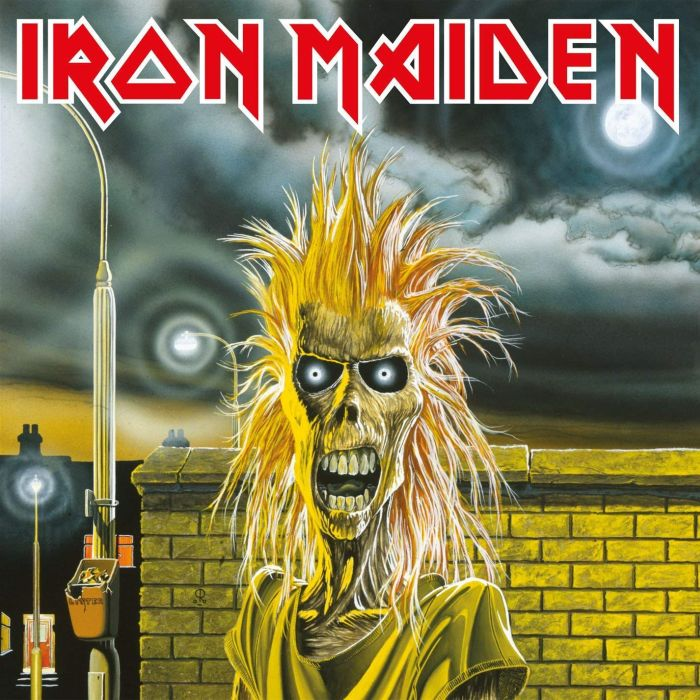 Iron Maiden - Iron Maiden (The Studio Collection – Remastered) - CD - New