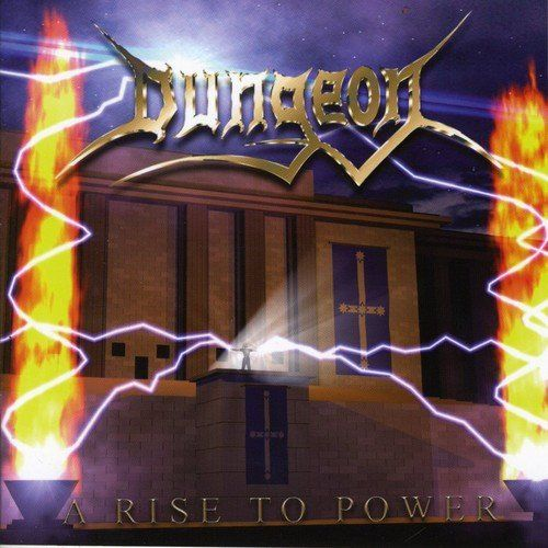 Dungeon - Rise To Power, A - CD - New