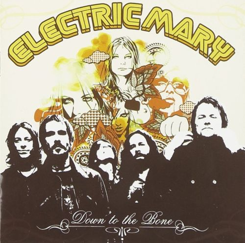Electric Mary - Down To The Bone - CD - New