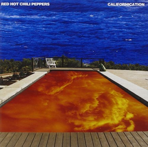 Red Hot Chili Peppers - Californication - CD - New