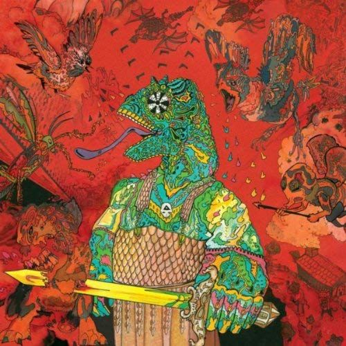 King Gizzard And The Lizard Wizard - 12 Bar Bruise (Doublemint Green Vinyl Reissue) - Vinyl - New