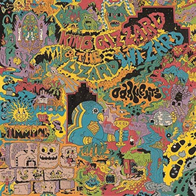 King Gizzard And The Lizard Wizard - Oddments (Grimace Purple Vinyl Reissue) - Vinyl - New