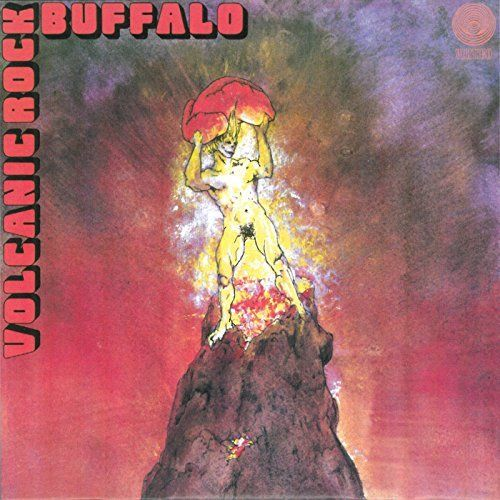 Buffalo - Volcanic Rock (2005 rem. digi w. 2 bonus tracks) - CD - New