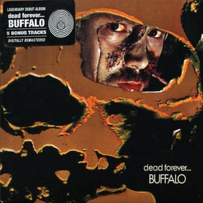 Buffalo - Dead Forever... (2006 rem. digi w. 5 bonus tracks) - CD - New