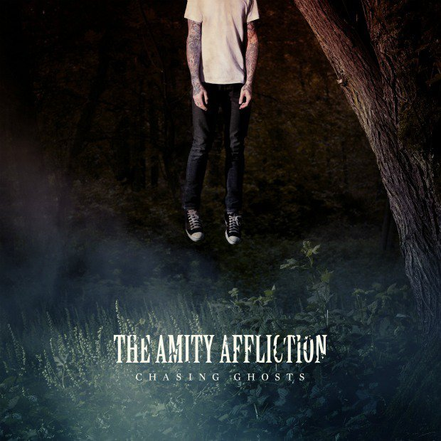 Amity Affliction - Chasing Ghosts - CD - New