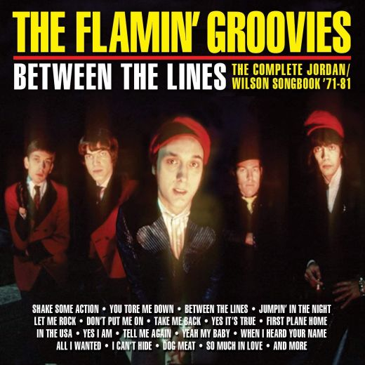 Flamin Groovies - Between The Lines - CD - New