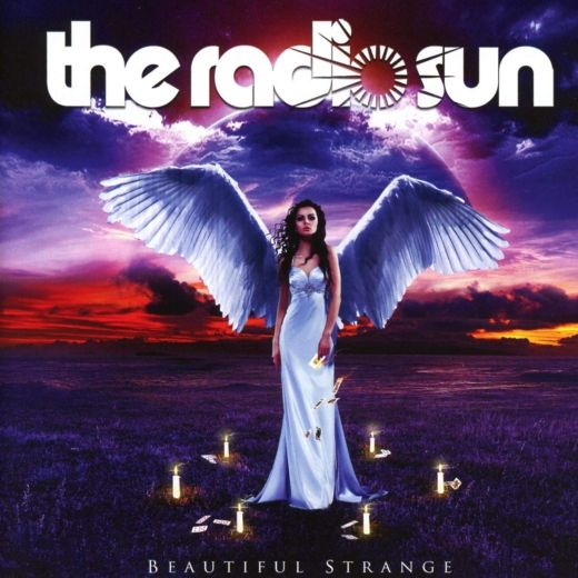 Radio Sun - Beautiful Strange - CD - New