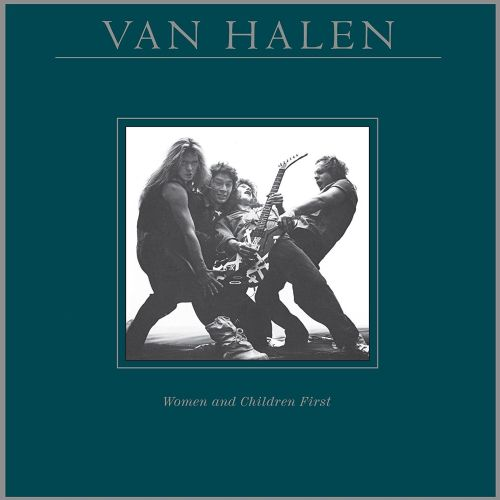 Van Halen - Women And Children First (2015 rem.) - CD - New