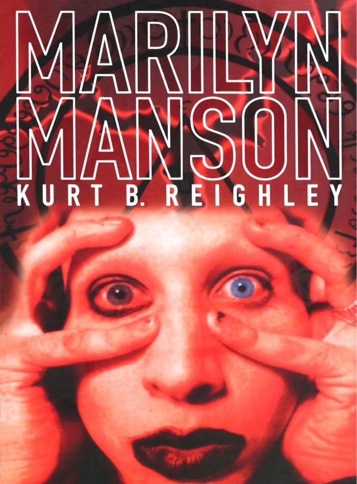 Manson, Marilyn - Reighley, Kurt B. - Marilyn Manson - Book - New
