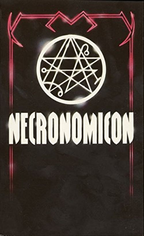 Necronomicon - Book - New