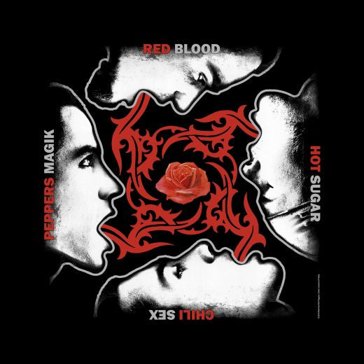 Red Hot Chili Peppers - Bandana (Blood, Sugar, Sex, Magic)