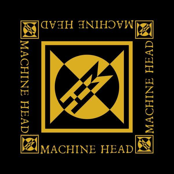 Machine Head - Bandana (Diamond Logo)