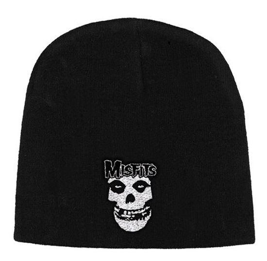 Misfits - Knit Beanie - Embroidered - Logo and Fiend