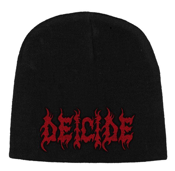 Deicide - Knit Beanie - Embroidered - Logo