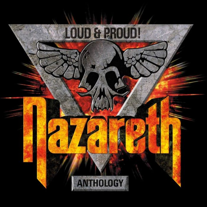 Nazareth - Loud And Proud! Anthology (Expanded Ed. 3CD) - CD - New