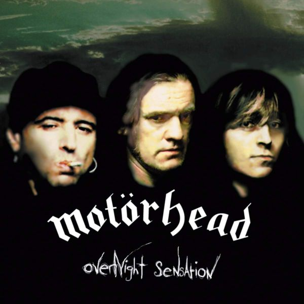 Motorhead - Overnight Sensation (2019 reissue) - CD - New