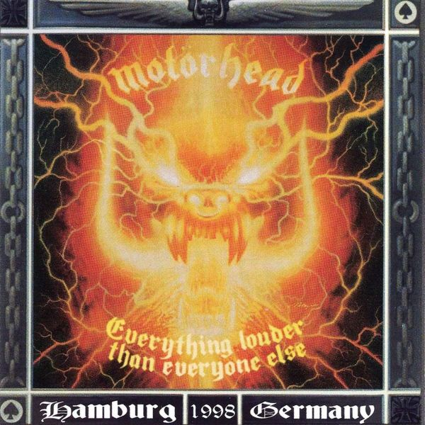 Motorhead - Everything Louder Than Everyone Else (2019 2CD reissue) - CD - New