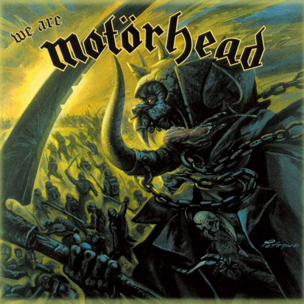 Motorhead - We Are Motorhead (2019 reissue) - CD - New