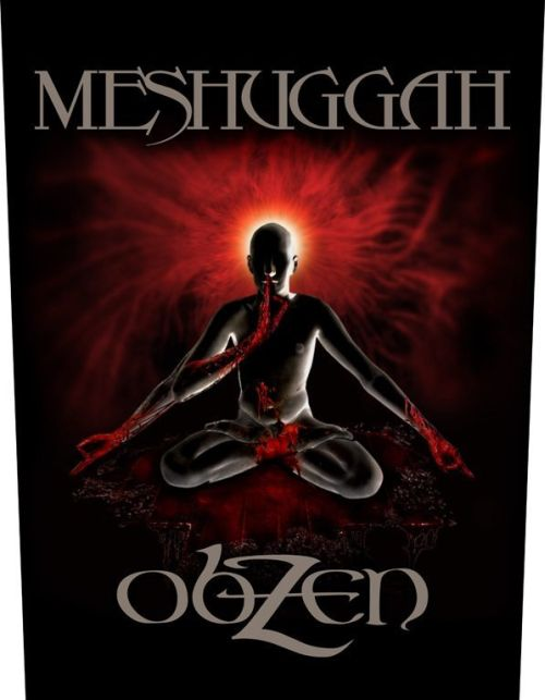 Meshuggah - Obzen - Sew-On Back Patch