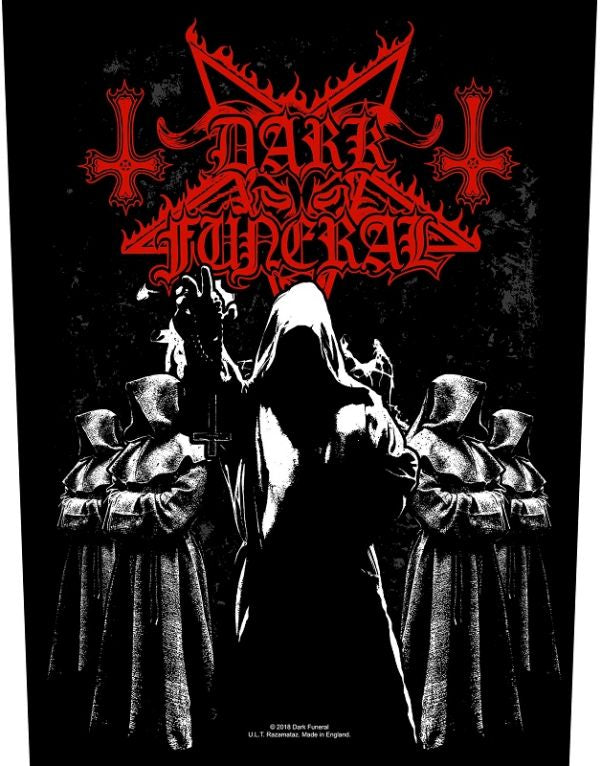 Dark Funeral - Shadow Monks - Sew-On Back Patch