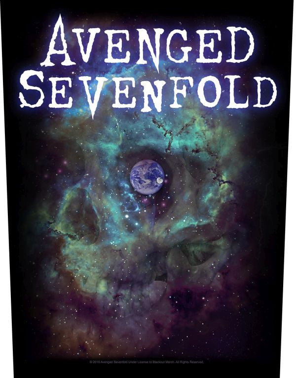 Avenged Sevenfold - Nebula - Sew-On Back Patch