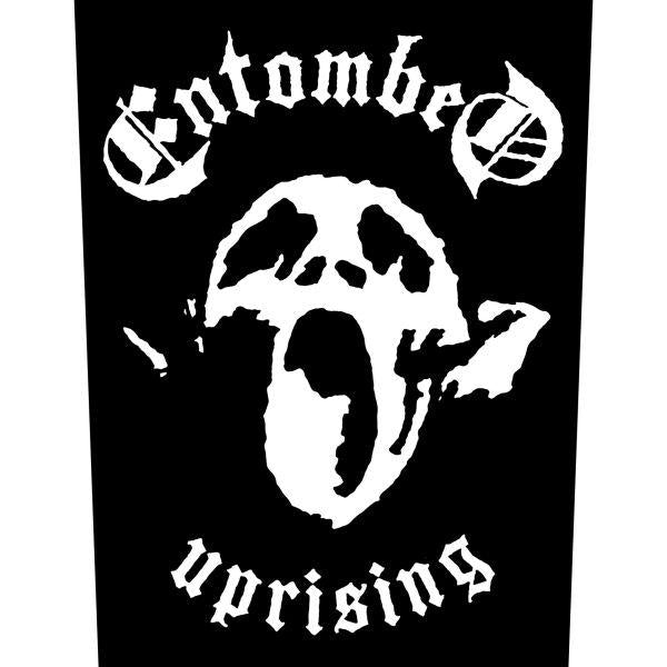 Entombed - Uprising - Sew-On Back Patch