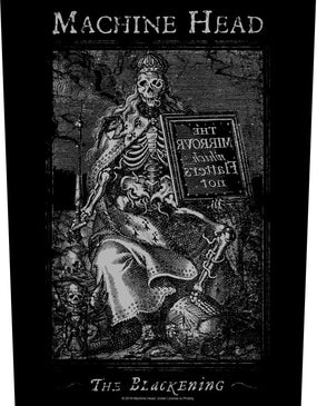 Machine Head - The Blackening - Sew-On Back Patch