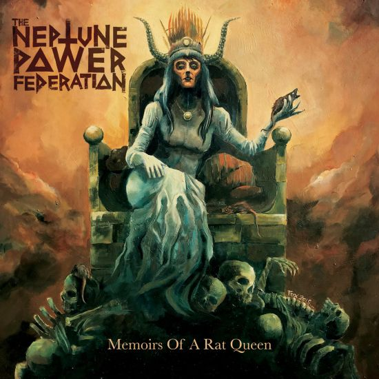 Neptune Power Federation - Memoirs Of A Rat Queen - CD - New