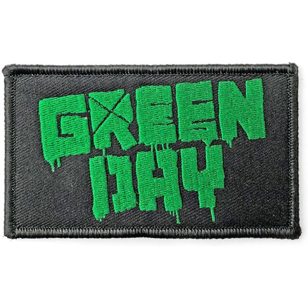 Green Day - Logo Sew-On Patch