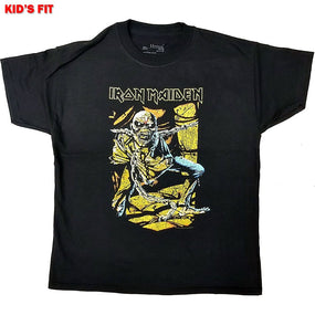 Iron Maiden - Piece Of Mind Toddler and Youth Black Shirt