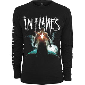 In Flames - Take This Life Black Long Sleeve Shirt
