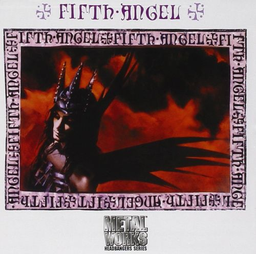 Fifth Angel - Fifth Angel (2018 reissue) - CD - New