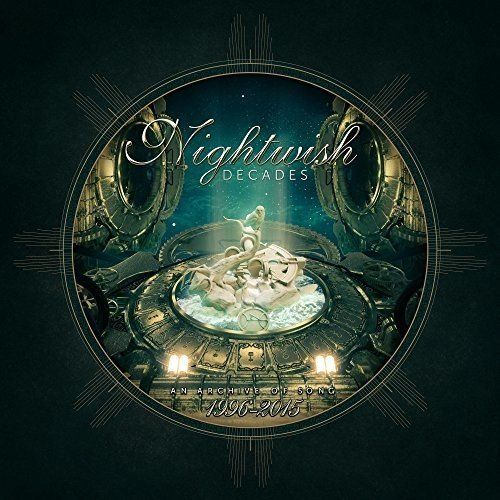 Nightwish - Decades - An Archive Of Song 1996-2015 (Euro. 2CD jewel case) - CD - New