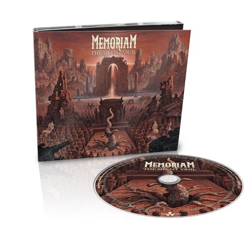 Memoriam - Silent Vigil, The (Ltd. digi. w. bonus track) - CD - New