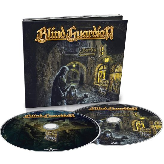 Blind Guardian - Live (Exp. Ed. 2CD - 2012 remaster) - CD - New