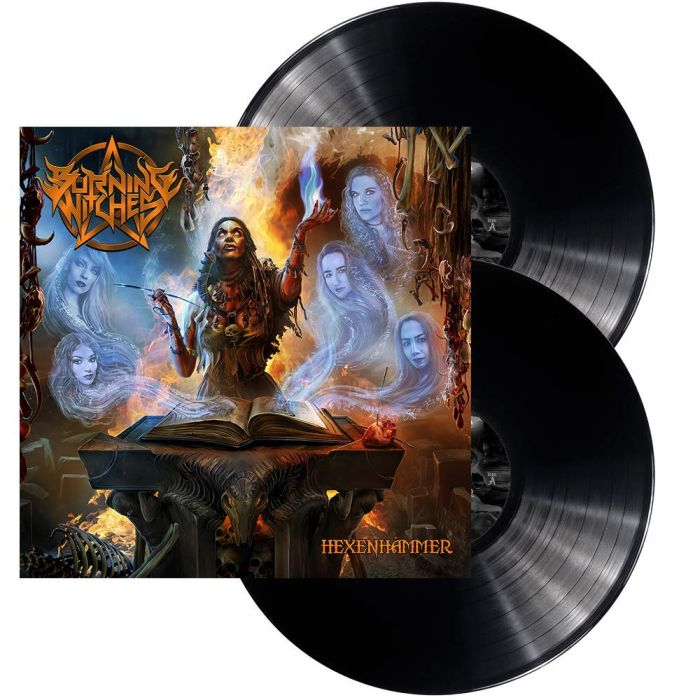 Burning Witches - Hexenhammer (2LP) - Vinyl - New