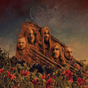 Opeth - Garden Of The Titans - Opeth Live At Red Rocks Amphitheatre (Ltd. Ed. Super Deluxe 2CD/Blu-Ray/DVD Earbook) (RA/B/C/R0) - CD - New