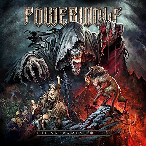 Powerwolf - Sacrament Of Sin, The - CD - New