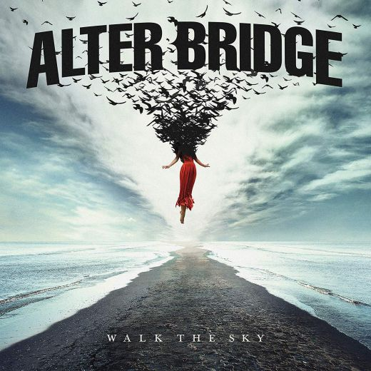 Alter Bridge - Walk The Sky - CD - New