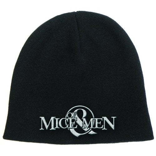 Of Mice And Men - Knit Beanie - Embroidered - Logo