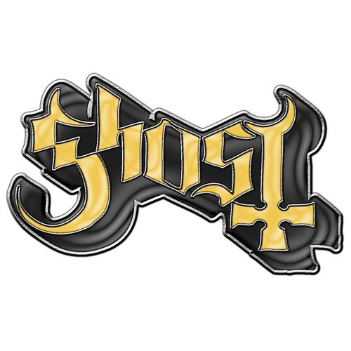 Ghost - Pin Badge - Logo