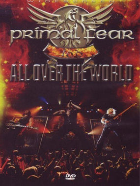 Primal Fear - 16.6 All Over The World (R0) - DVD - Music