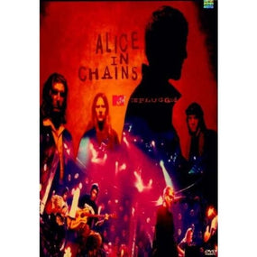 Alice In Chains - MTV Unplugged (R1) - DVD - Music