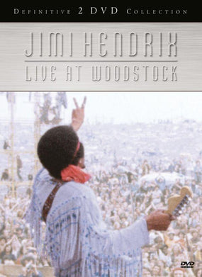 Hendrix, Jimi - Live At Woodstock (2DVD) (R0) - DVD - Music