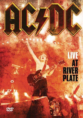 ACDC - Live At River Plate (R0) - DVD - Music
