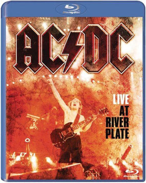 ACDC - Live At River Plate (RA/B/C) - Blu-Ray - Music