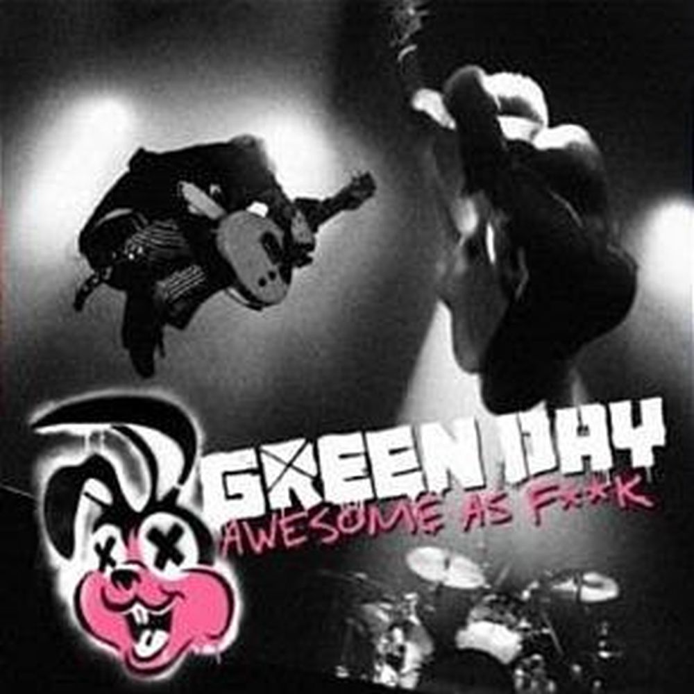Green Day - Awesome As F--k (CD/DVD) (R0) - CD - New
