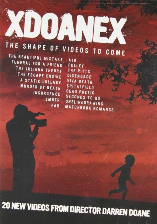 Various Artists - Xdoanex - The Shape Of Videos To Come (R1) - DVD - Music