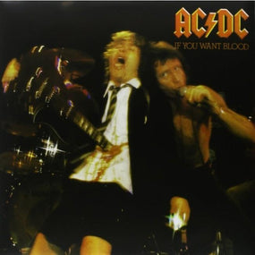 ACDC - If You Want Blood Youve Got It (180g) - Vinyl - New