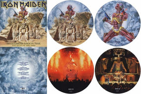 Iron Maiden - Somewhere Back In Time - The Best Of 1980-1989 (Ltd. Ed. 2LP Pic Disc gatefold) - Vinyl - New